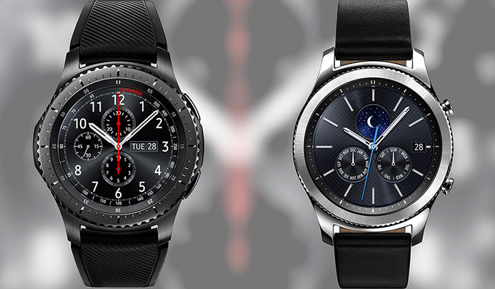 Samsung Gear S3 Finally Launched in India at a Hefty Price of Rs 28,500
