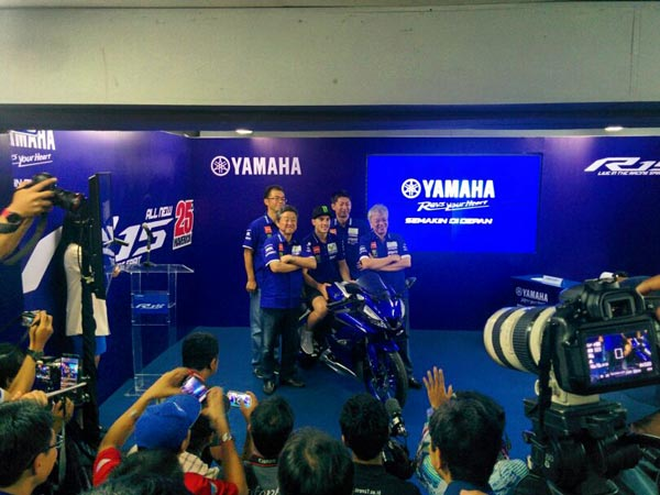 2017 Yamaha R15 v3.0 Officially Unveiled Globally; Bike's India Launch Soon