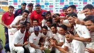 Gujarat wins the maiden Ranji Trophy Title; All credits to Parthiv Patel