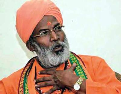 BJP leader Sakshi Maharaj indirectly blames Muslims for population boom in India