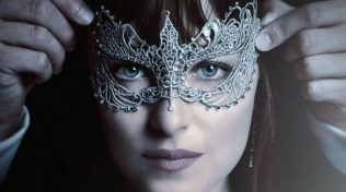 Fifty Shades Darker Character Banners
