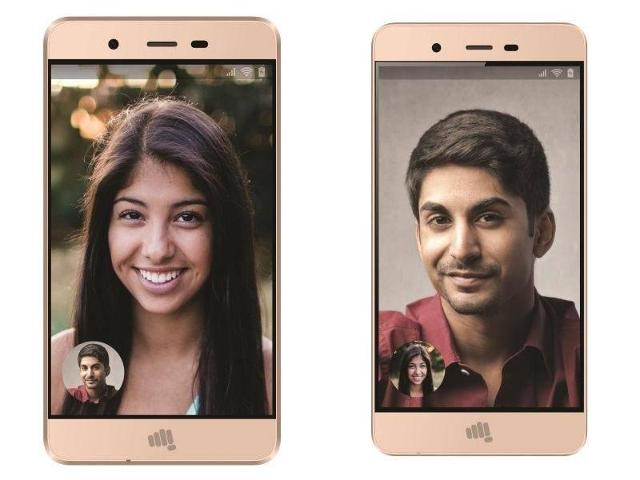 Micromax Unveils Vdeo 3 And Vdeo 4 With 4G VoLTE Support