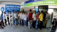 State Bank of India report states the cash crunch will completely subside by Feb-end