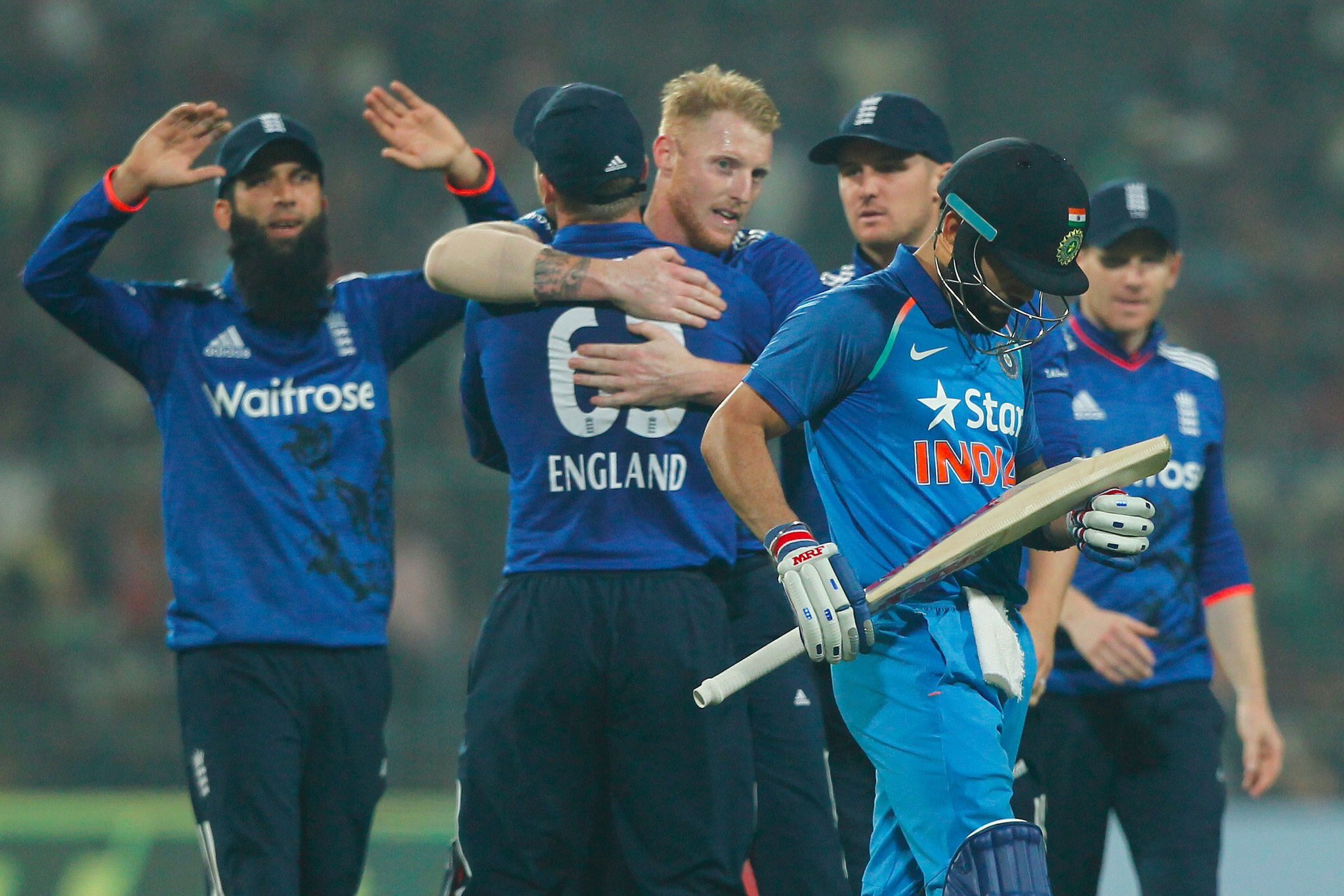 India vs England 3rd T20I: With Eyes on Series Win, Both the Teams Will Put Their Best Efforts in Final Game