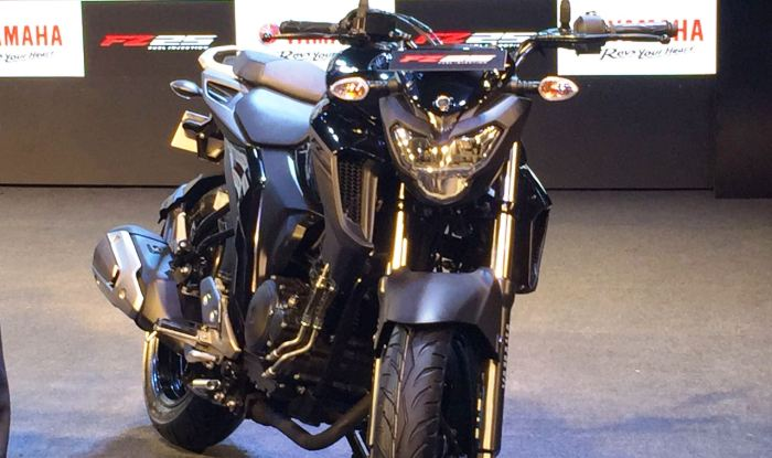 Yamaha FZ25 Bike with 250cc Engine and A Price Tag of Rs 1.19 Lac Onward Launched in India