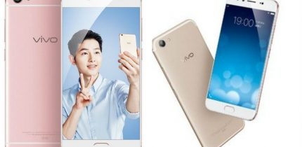 Ahead of the Official India Launch on January 23, Vivo V5 Plus and V5 Lite Unveiled Online