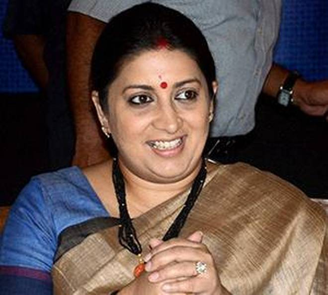 Smriti Irani's Board Exam Results To Be Made Public