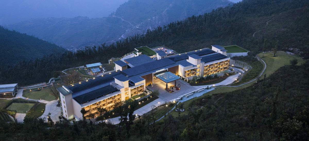 Hotels In India for Lavish Vacations to take a break from bustle