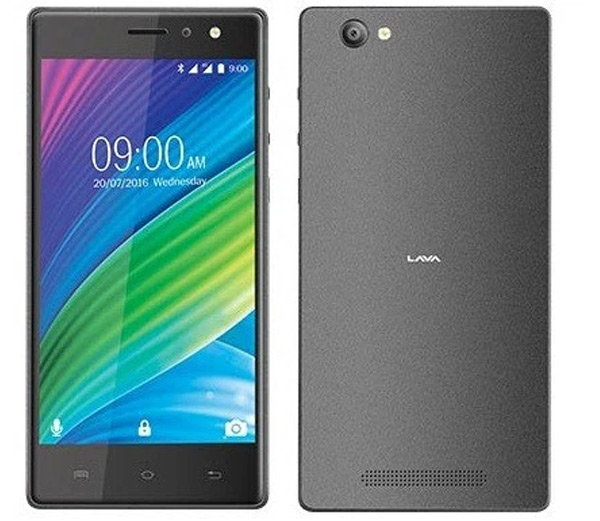 Lava X41 Plus with Android Marshmallow and 2GB RAM Launched in India at Rs 8,999