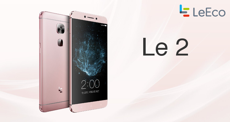3GB RAM/64GB ROM LeEco Le2 Smartphone available on Snapdeal