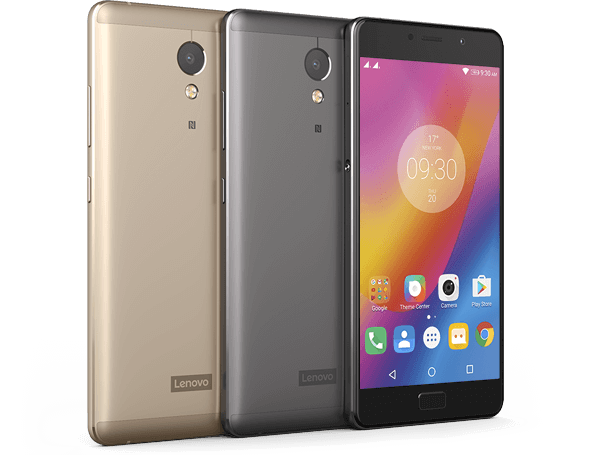 Lenovo P2 Smartphone with 4GB RAM and 5100mAh Battery Launched in India