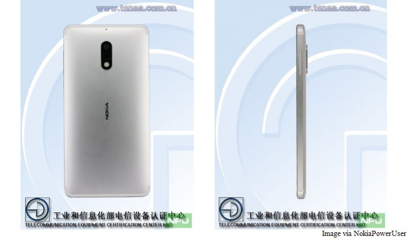 HMD Globals Launched Nokia 6 Smartphone in Black Colour; Silver Variant Spotted Online