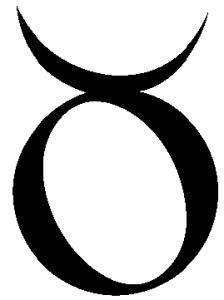taurussymbol-font