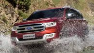 Ford Endeavour Titanium Variant with SYNC 3 Infotainment System Launched in India