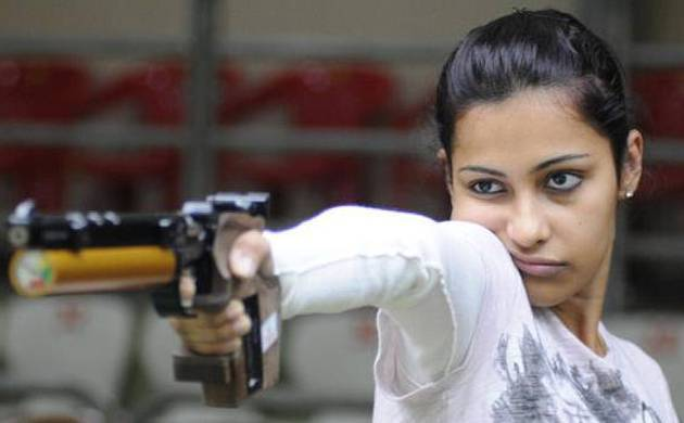 ISSF World Cup: Heena-Jitu win mixed event for 10m air pistol