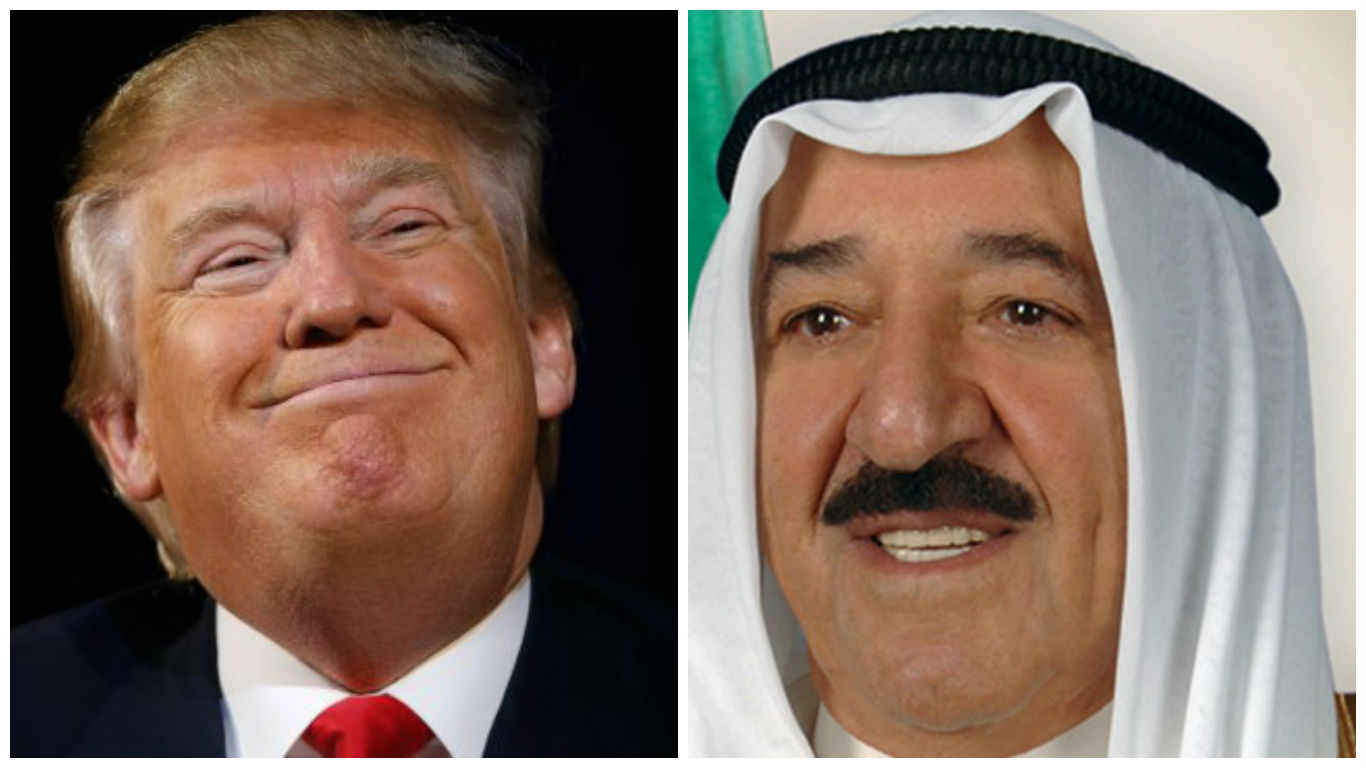 Following Trump's Footmarks, Now Kuwait Bans People Form 5 Countries Including Pakistan