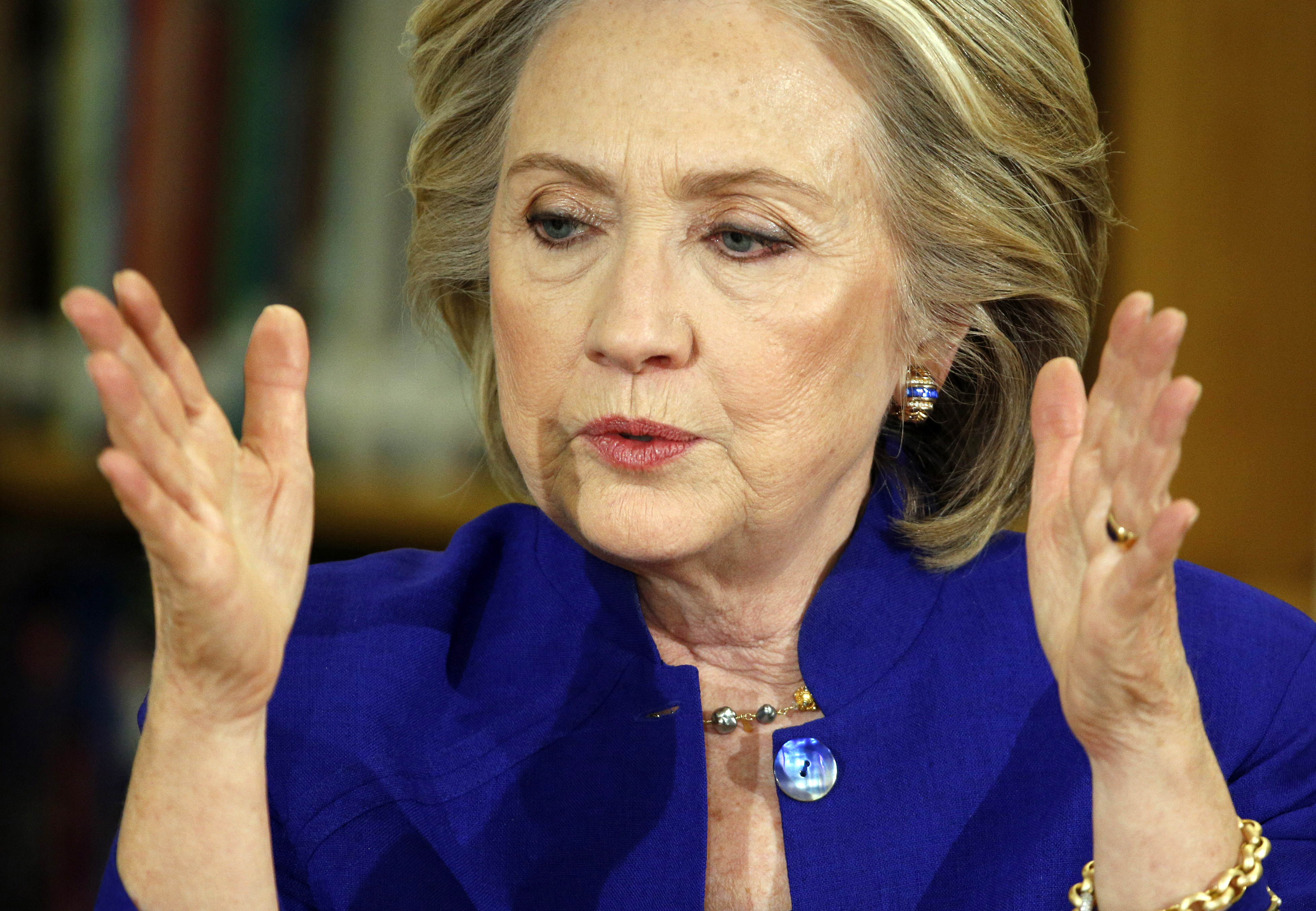 Hillary Clinton asks Donald Trump why he is silent on Indian techie murder?