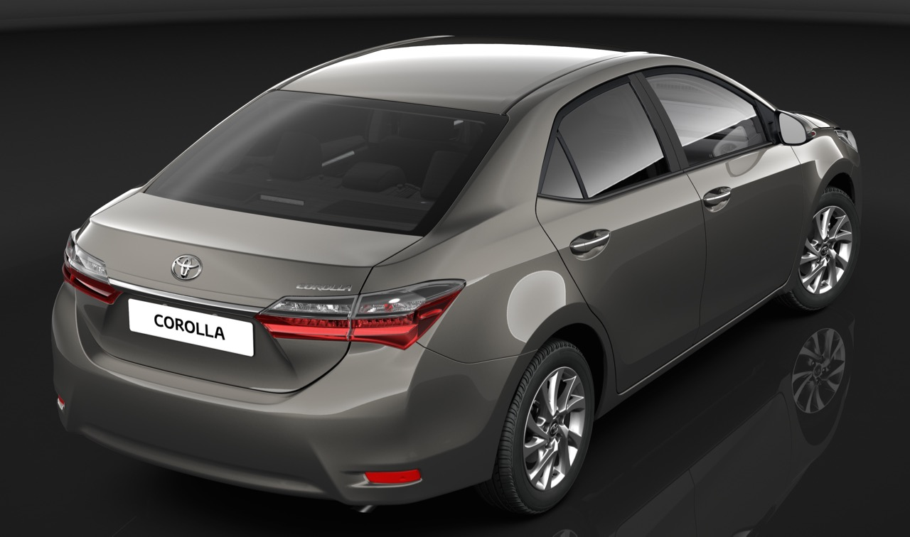 Confirmed! 2017 Toyota Corolla Altis All Set for Its Official Launch in March
