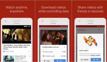 YouTube Go Beat app: Lets' share the videos without Data Pack