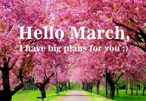Welcome March Goodbye February Quotes Images And Pictures