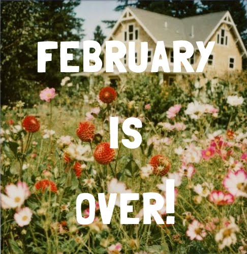 Goodbye February Pictures