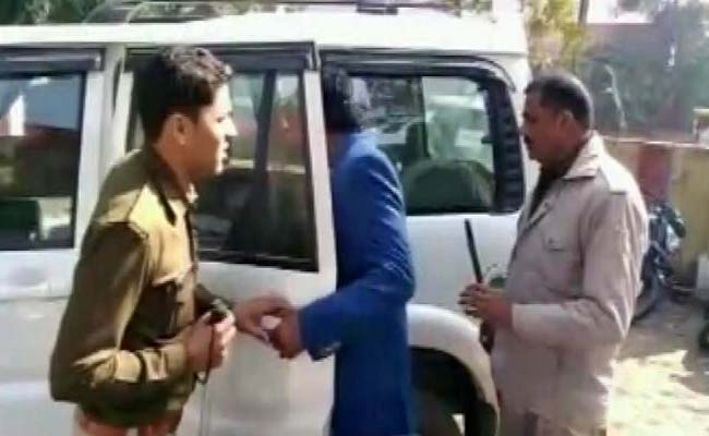 BJP leader Sangeet Som's brother detained with pistol in polling booth