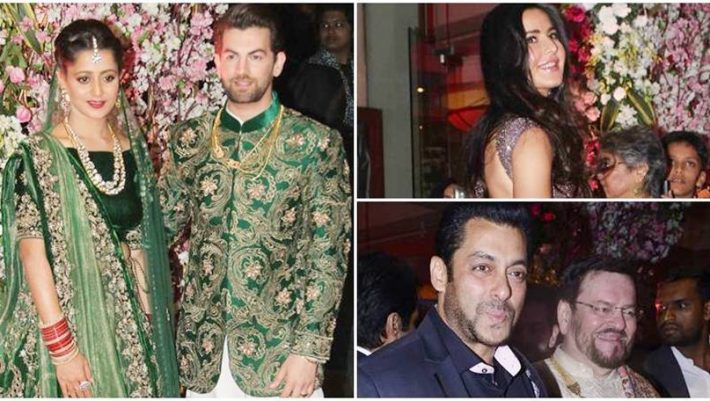 Neil Nitin Mukesh-Rukmini Sahay Wedding