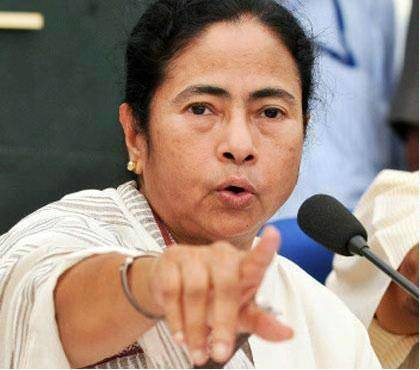 Mamata attacks PM Modi: Center is the cause of destroying economy of the country
