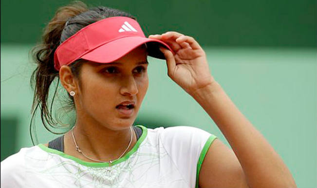 Tennis Player Sania Mirza summoned by Service Tax Department for non-payment of tax