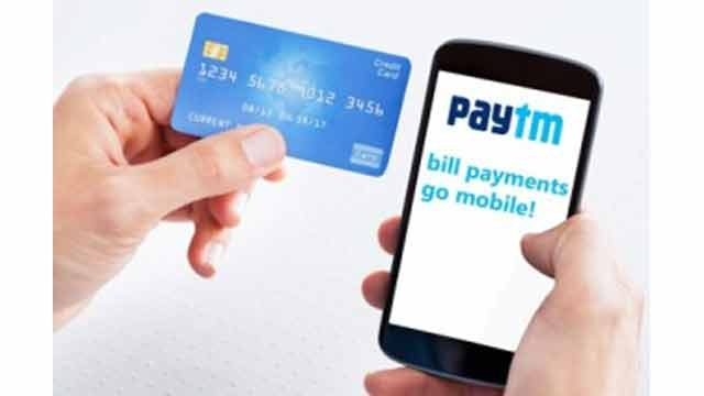 Paytm: Pay extra 2 percent fee on wallet recharge using credit card