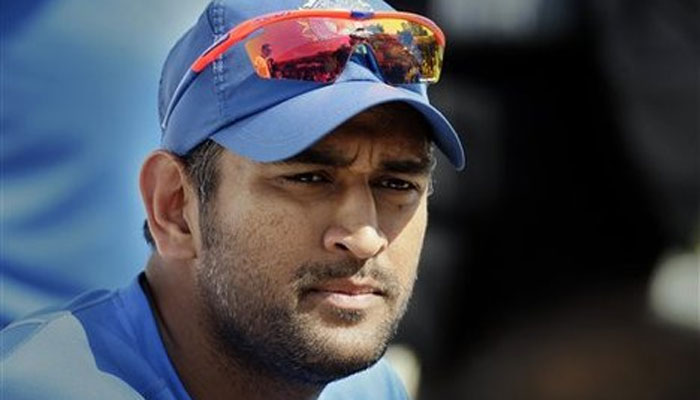 Dhoni Aadhaar card details leaked: his wife Sakshi complained to IT Minister