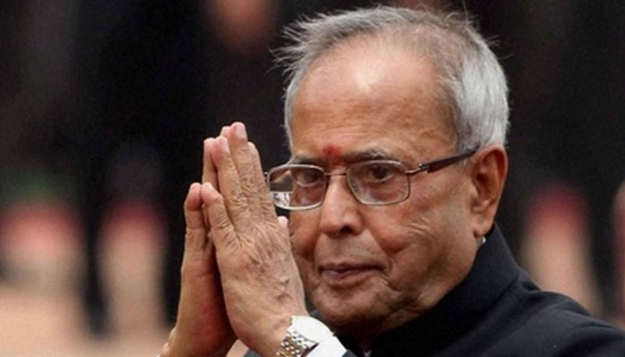 President Pranab Mukherjee lauds PM Modi and his working, says he picked up very fast