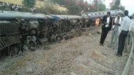 Mahakaushal Express derails: 36 passengers injured, 10 serious