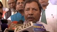 Jalil Mastan: Minister asks supporter to beat picture of PM modi with shoes
