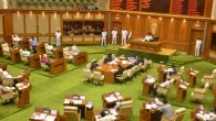 Goa Government: Congress walks out as Governor addresses the house