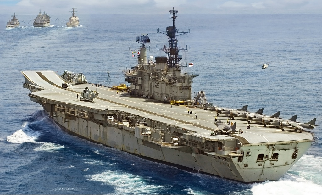 INS Viraat will retire today from Navy after 30 years