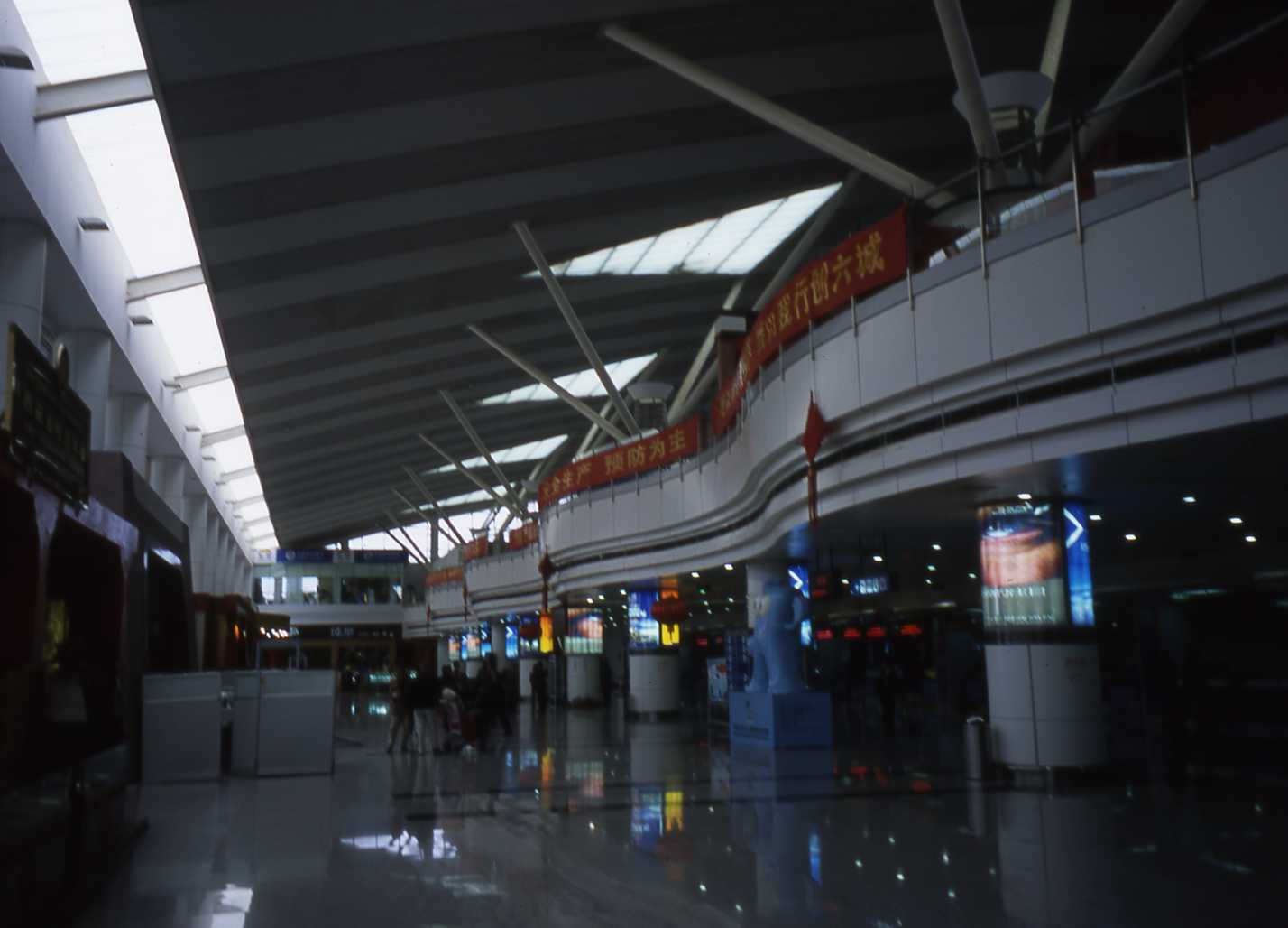 China opens second largest airport terminal in Tibet, close to India border
