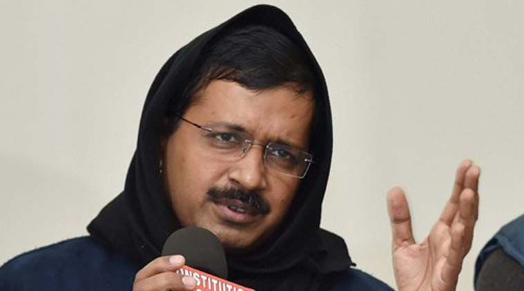 Arvind Kejrwial: Vote us in Civic Polls and we will make Delhi as London