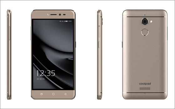 Coolpad Note 5 Lite With 5-Inch HD Display and 3GB RAM Launched in India