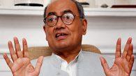 AICC General Secretary Digvijay Singh