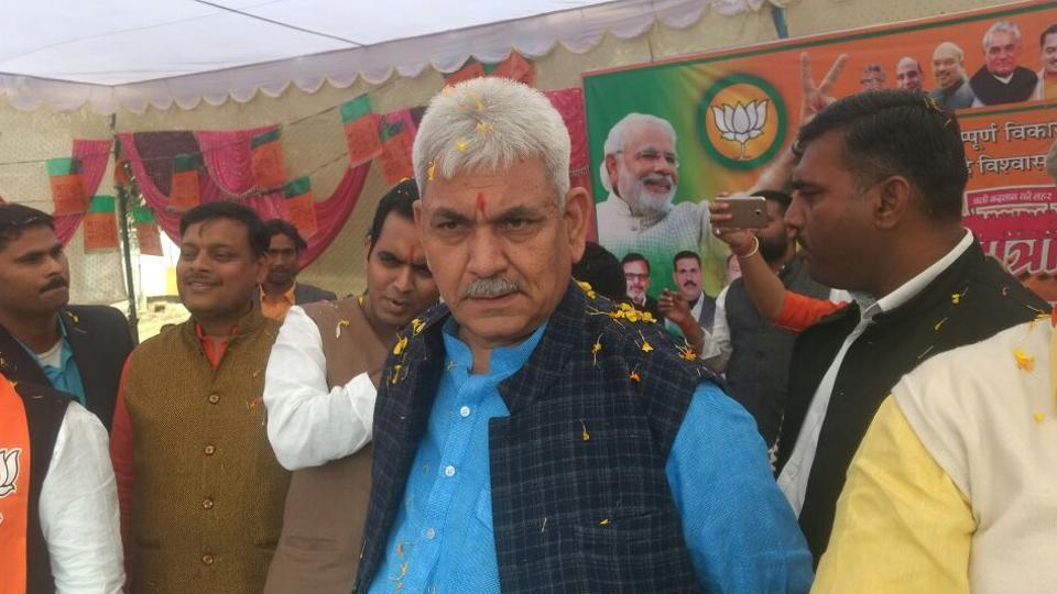 MP Manoj Singh may take the charge as CM of UP