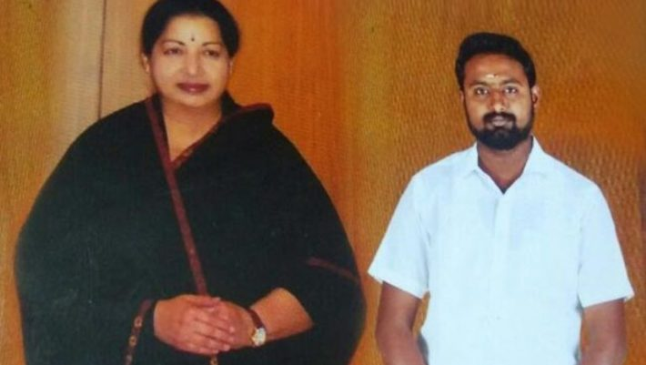 Madras High Court orders to arrest person who claimed to be a son of Jayalalithaa