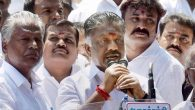 Tamil Nadu Government: Panneerselvam sits on fast, demands CBO investigation into Jayalalithaa's death