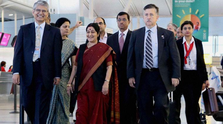 US president Donald Trump congratulates PM Modi on victories in assembly polls