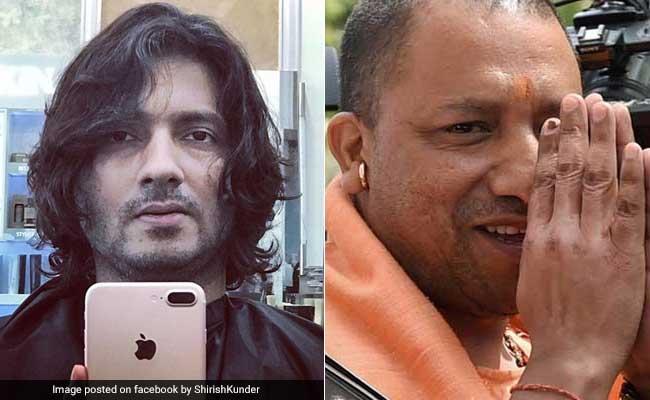 Film director Shirish Kunder offers apologise for calling Yogi Adityanath as a goon