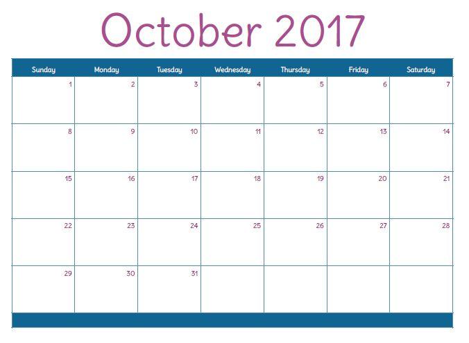 2017-2018 Basic Calendar