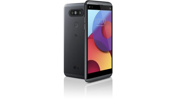 LG Q8 Smartphone launched in Italy with Android 7.0 Nougat