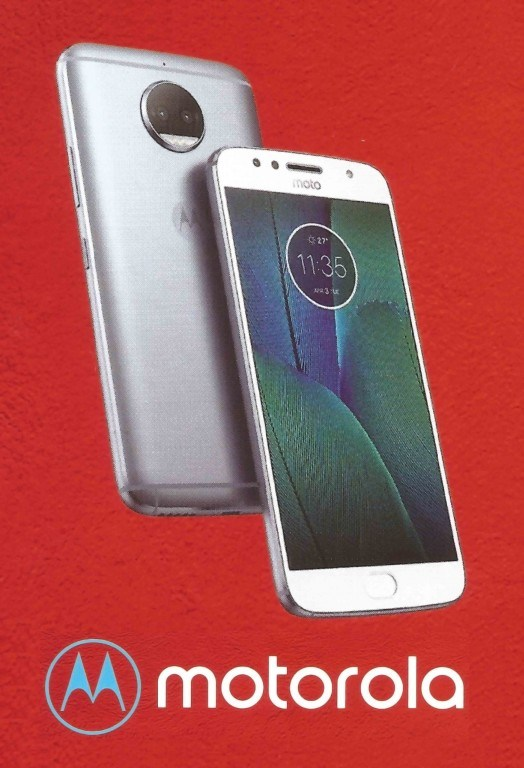 Moto G5S Plus Smartphone with 4GB RAM to launch on July 25th