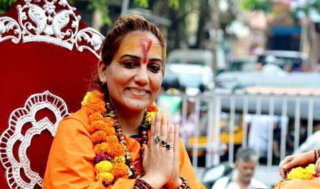 Shivani Durga Sadhvi Bigg Boss 11